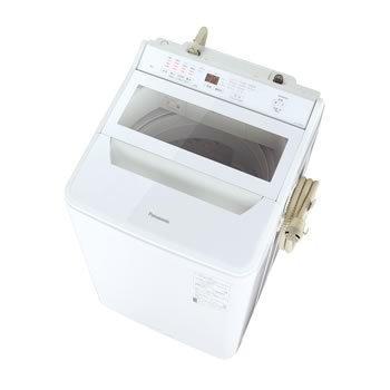 NA-FA80H9-W パナソニック 8kg ホワイト 大人気 交換無料 全自動洗濯機