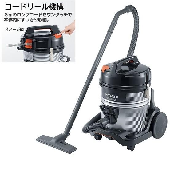 日立 HITACHI お店用掃除機 CV-GR1800(キャッシュレス5%還元)
