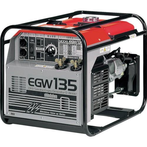 やまびこ EGW135 新ダイワ エンジン溶接機 135A