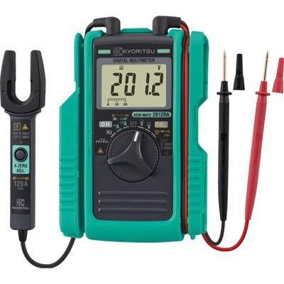 共立電気計器 2012RA AC/DCクランプ付デジタルマルチメータ