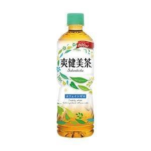 ds-2055116 コカ・コーラ 爽健美茶600ml 1セット(24本入り箱×2箱) (ds2055116)