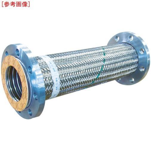 トーフレ 4571411264788 トーフレ フランジ無溶接型フレキ 10K SS400 150AX750L