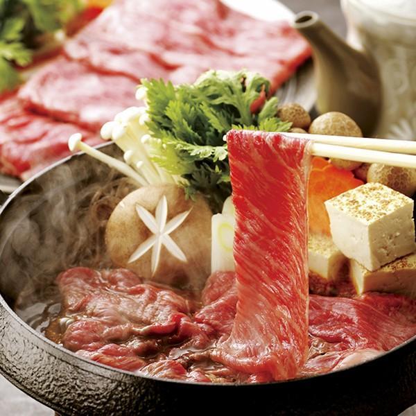 すき焼き用国産牛切り落とし1kg 鍋 肩ロース モモ ウデ|kadoyabokujou|03