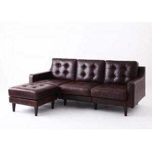 キルティングデザインコーナーカウチソファ【ROUDE 20】ルード20 ラージ [00] [00]