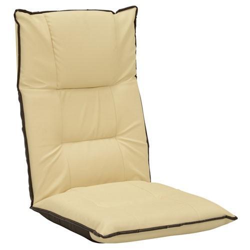 リクライニング座椅子 リクライニング座椅子 アイボリー 6脚組 LZ-4280IV