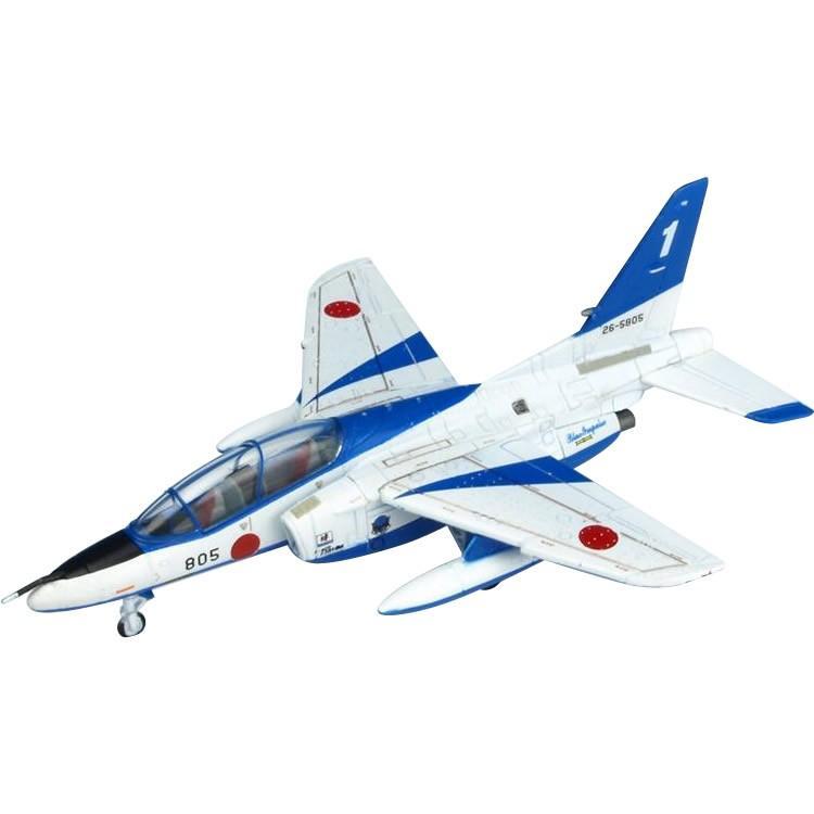 送料無料 川崎 T-4 ブルーインパルス No1 1/144 AV440011
