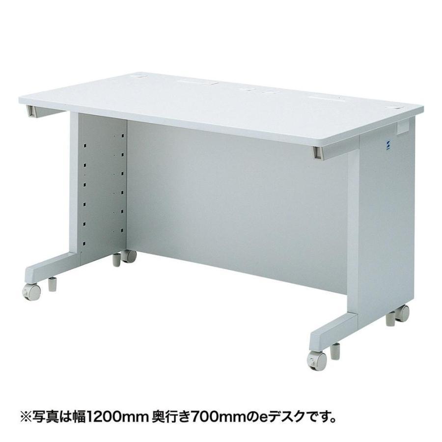 送料無料 サンワサプライ 送料無料 サンワサプライ eデスク(Wタイプ) ED-WK12080N(同梱・代引不可)