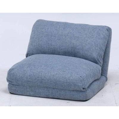 座椅子 座椅子 リクライニングチェア 低い 椅子 ソファー 1人掛け 一人掛け 1人用 コンパクト おしゃれ 北欧 安い ローソファ こたつ リクライニング 布 グレー