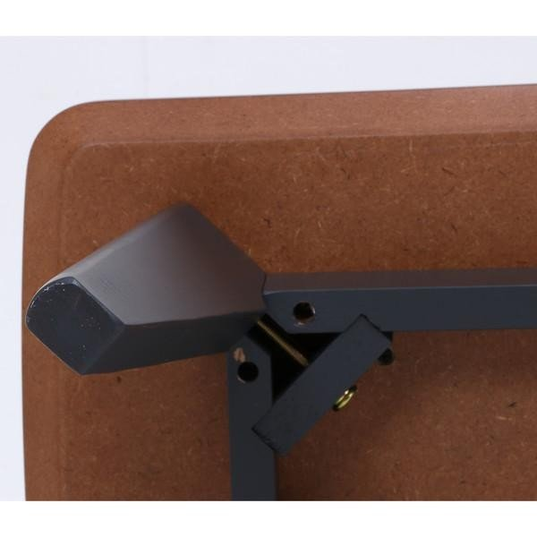 ベンチ ダイニングベンチ 椅子 おしゃれ 木製 安い 北欧 2人掛け 二人掛け 長椅子 ダイニングチェア いす 玄関 ブラウン×ブラック 幅110 奥行36 高さ43 kag 07