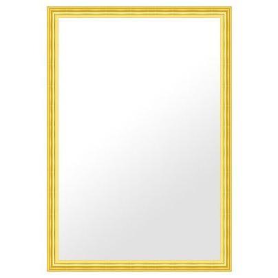 鏡 鏡 ミラー 壁掛け鏡 ウォールミラー(特大サイズ):1477g-w720mmxh970mmxd28mm-se