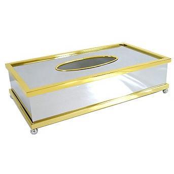 真鍮 クローム メタル ティッシュケース ティッシュボックス ティッシュ ケース ケースカバー ボックス ティッシュカバー おしゃれ:1d4.94.01.00d3