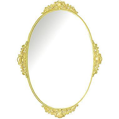 鏡 ミラー 壁掛け鏡 壁掛けミラー ウオールミラー (楕円形 オーバル):エレガンス a-2002n a-2002n