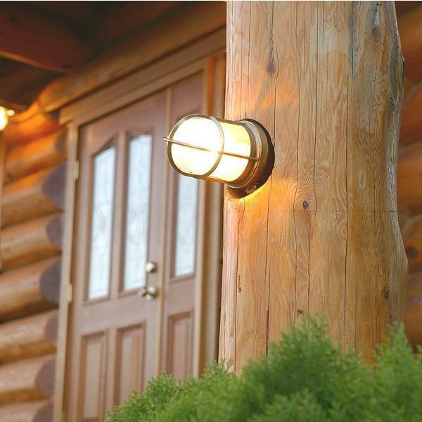 ポーチライト 玄関灯 玄関照明 屋外照明(マリンライト 照明 玄関 廊下 庭 庭園 エクステリア ライト 室外 屋外 アンティーク レトロ) :g-7g0019k3-pl