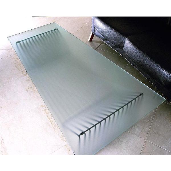 ガラステーブル、ガラス テーブル、テーブル ガラス、リビングテーブル、センターテーブル、ローテーブル(黒・黒色・ブラック)