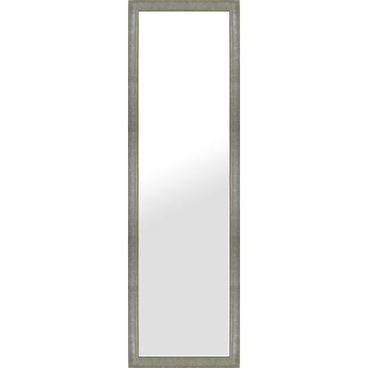 フレームミラー 鏡 ミラー 姿見 姿見鏡(シルバー、銀箔仕立て):LM702 銀箔(壁掛け 壁付け 姿見 姿見鏡 全身 全身鏡 全身鏡 壁 化粧鏡 玄関)