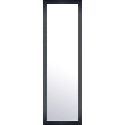 フレームミラー 鏡 ミラー 姿見 姿見鏡 :メープル ブラック 366mmx1266mm(壁掛け 壁付け 姿見 姿見鏡 全身 全身鏡 壁 化粧鏡 玄関)