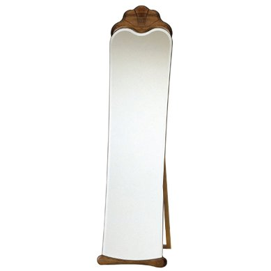 姿見 姿見鏡 スタンド付き 自立式 (スタンドミラー スタンド 自立 全身 全身鏡)