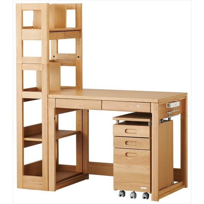 シェルフ コイズミ ビーノ BDB-078NS BDB-178WT  KOIZUMI 木製 学習デスク 学習机 本棚 シンプル ブランド ナチュラル ビーノシリーズ 子供部屋|kagu-cocoro|06