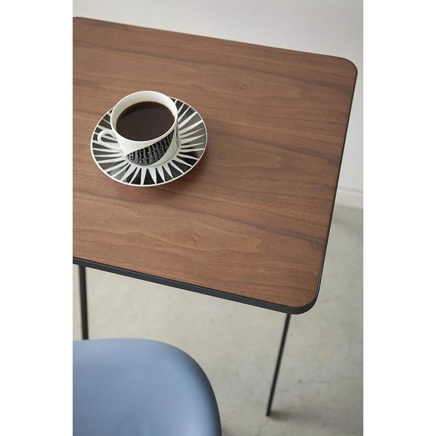 テーブル 折り畳みテーブル タワー ホワイト ブラック サイドテーブル インテリア台 ギフト|kagu-piena|08