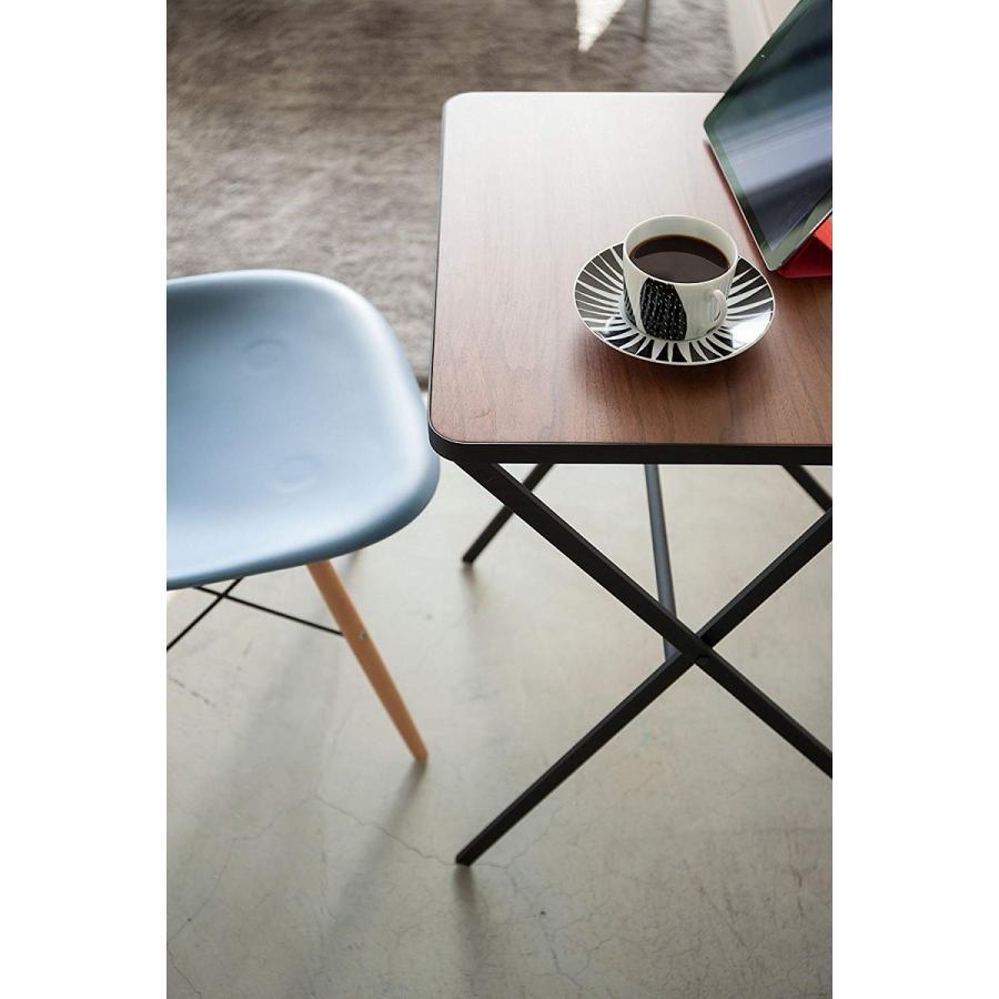 テーブル 折り畳みテーブル タワー ホワイト ブラック サイドテーブル インテリア台 ギフト|kagu-piena|10