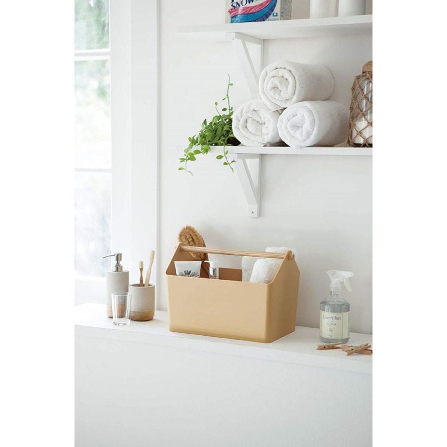 おもちゃ収納 収納ボックス ファボリ ホワイト ベージュ ブラウン ブルー おもちゃ箱 天然木|kagu-piena|13