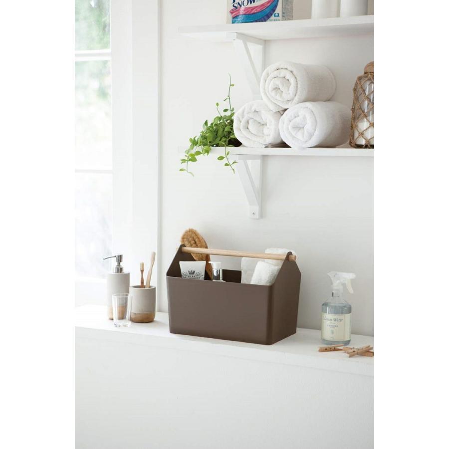 おもちゃ収納 収納ボックス ファボリ ホワイト ベージュ ブラウン ブルー おもちゃ箱 天然木|kagu-piena|14