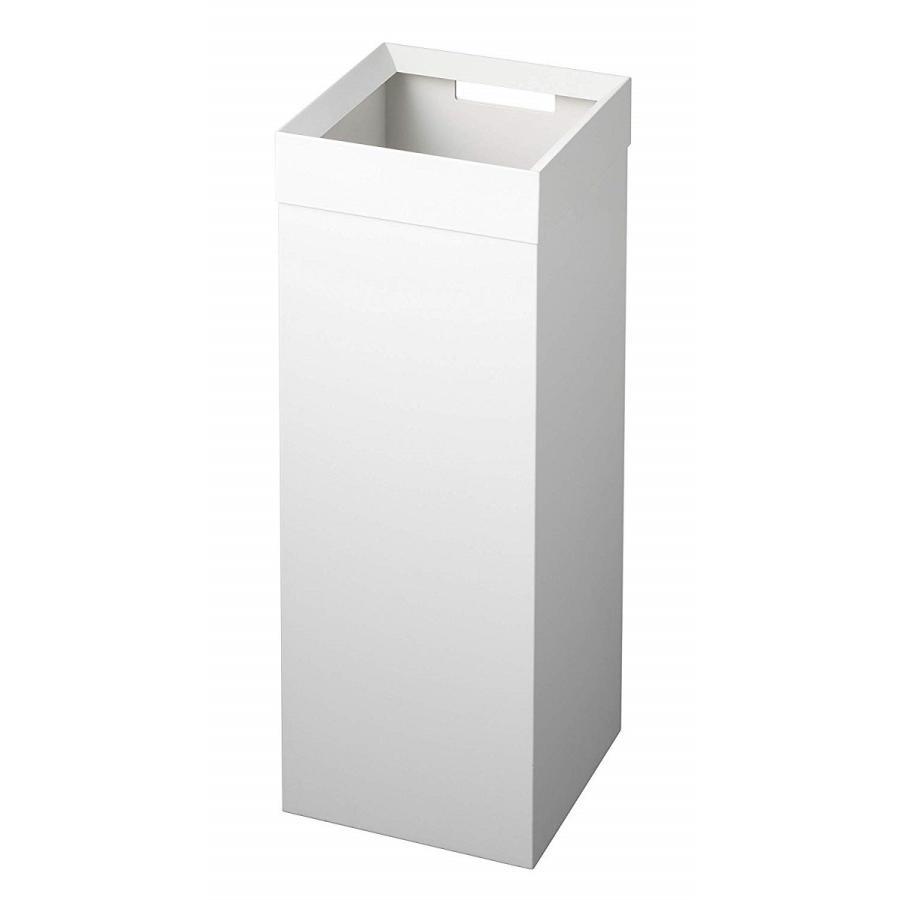 トラッシュカン 角型ロング タワー ゴミ箱 袋が見えない スリム ダストボックス|kagu-piena|02