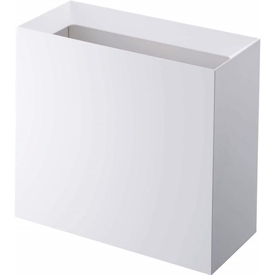 フタなしゴミ箱 タワー ダストボックス トラッシュカン 長方形 角型 レクタングル 持ち手|kagu-piena
