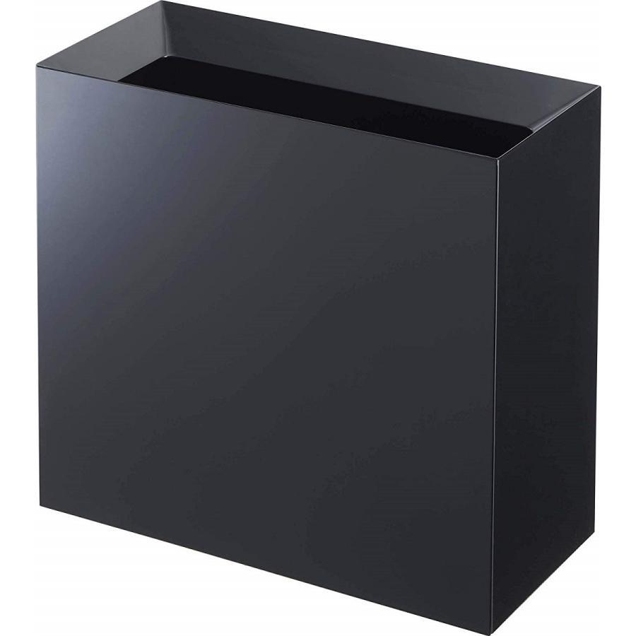 フタなしゴミ箱 タワー ダストボックス トラッシュカン 長方形 角型 レクタングル 持ち手|kagu-piena|02
