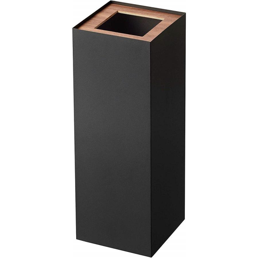 フタなしゴミ箱 リン ダストボックス トラッシュカン ロング 大容量 木製 スクエア 角型 kagu-piena 02