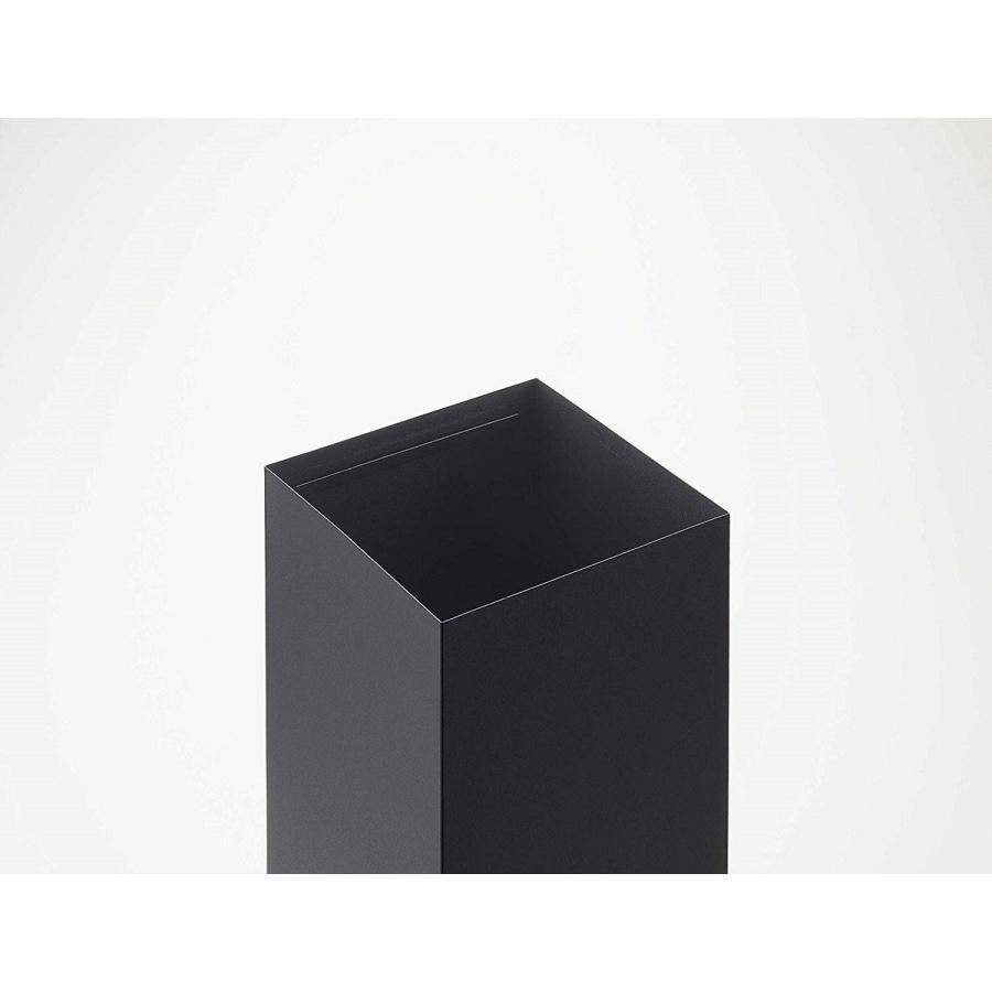 フタなしゴミ箱 リン ダストボックス トラッシュカン ロング 大容量 木製 スクエア 角型 kagu-piena 10