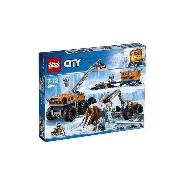 レゴジャパン 60195 北極探検基地 〔LEGO〕