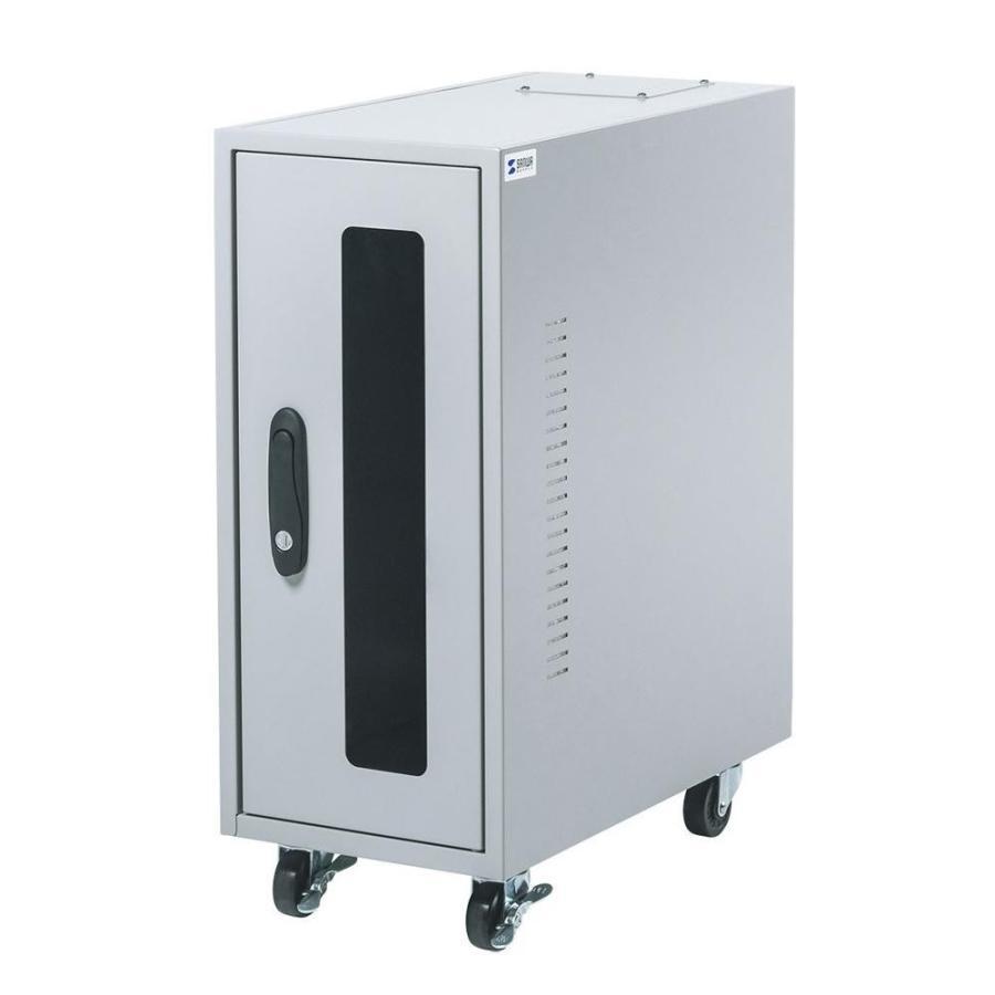 サンワサプライ 簡易防塵ハブボックス(2U) 簡易防塵ハブボックス(2U) MR-FAHBOX2U