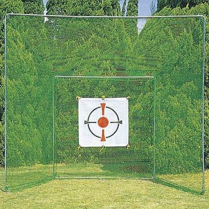 (代引不可)ホームゴルフネット2号型セット
