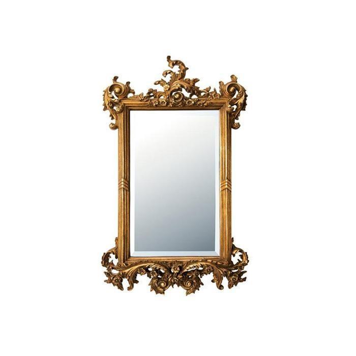 ユーパワー グレース アート ミラー フォリッジ(アンティークゴールド) GM-15012おしゃれ 鏡 メイク