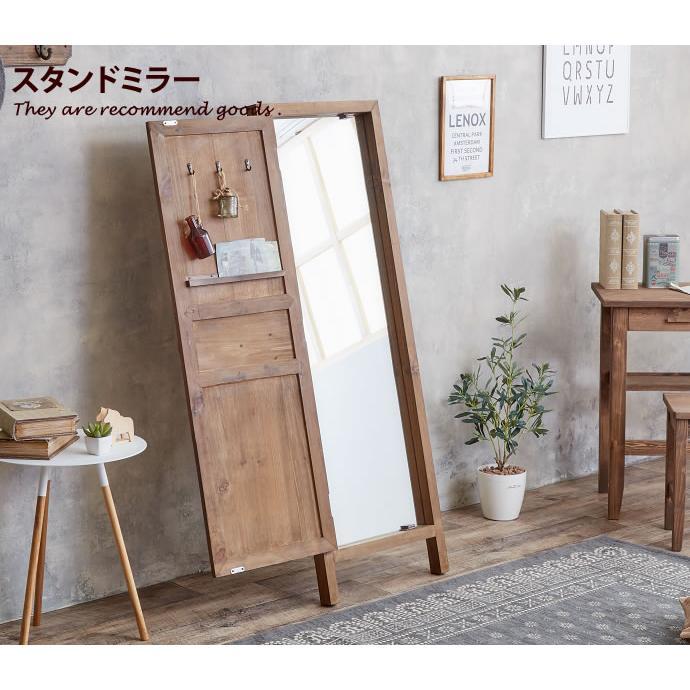 ドアミラー ドア付きミラー レトロ ビンテージ 古民家 カフェ カフェ シンプル 通販 フック付きミラー モダン 北欧