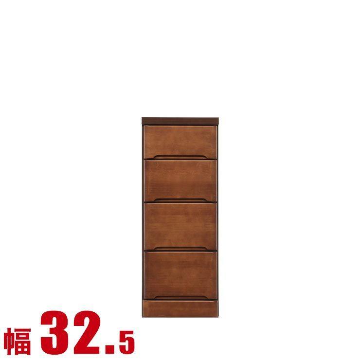 隙間収納 わずかなすき間を有効活用 すきま収納 ペティット 幅32.5 奥行40 高さ84.5 ブラウン リビング収納 キッチン収納