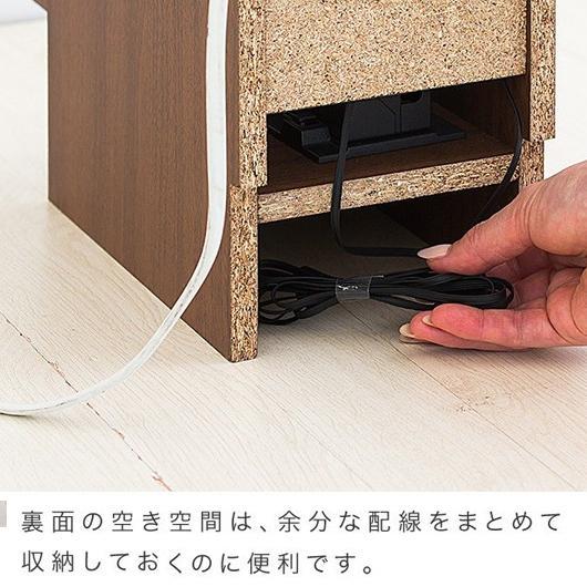 ルーター収納 モデムラック スリム 幅15 高さ90cm モデム wifiラック wifi収納 kagudoki 16