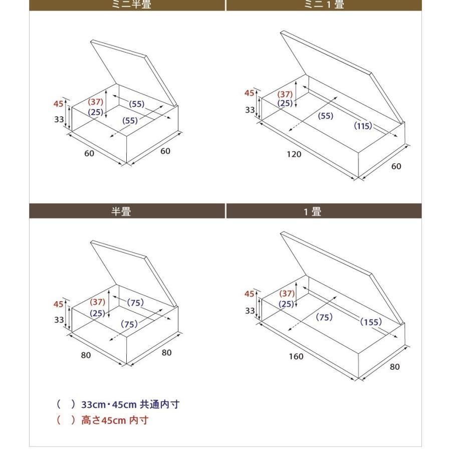 跳ね上げ式ユニット畳専用替え畳 ヘリなし 1畳 単品 跳ね上げ式 畳  高床式  日本製 国産 交換用 kaguranger 06
