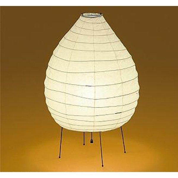 デザイン照明 和紙 イサム・ノグチ和風照明・和風スタンド・LED和風スタンド DST-38819Y ミッドセンチュリー