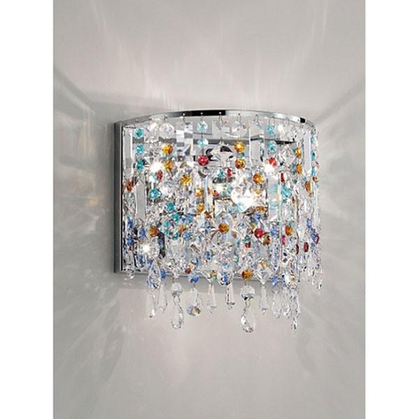LEDブラケットライト壁面照明クリスタルビーズブラケットライト1灯 erb6368s erb6368s