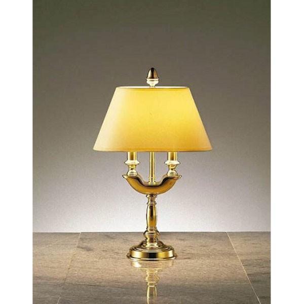 高級テーブルスタンド装飾真鍮 布セード ホテル書斎デスク照明LED照明 xrf3030k