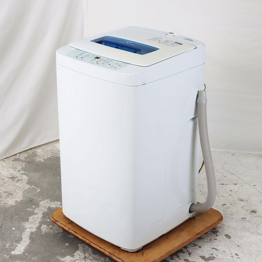 中古/屋内搬入付 全自動洗濯機 縦型 4.2kg Haier JW-K42H-W 京都在庫 DD2231 kaguya-interior 04