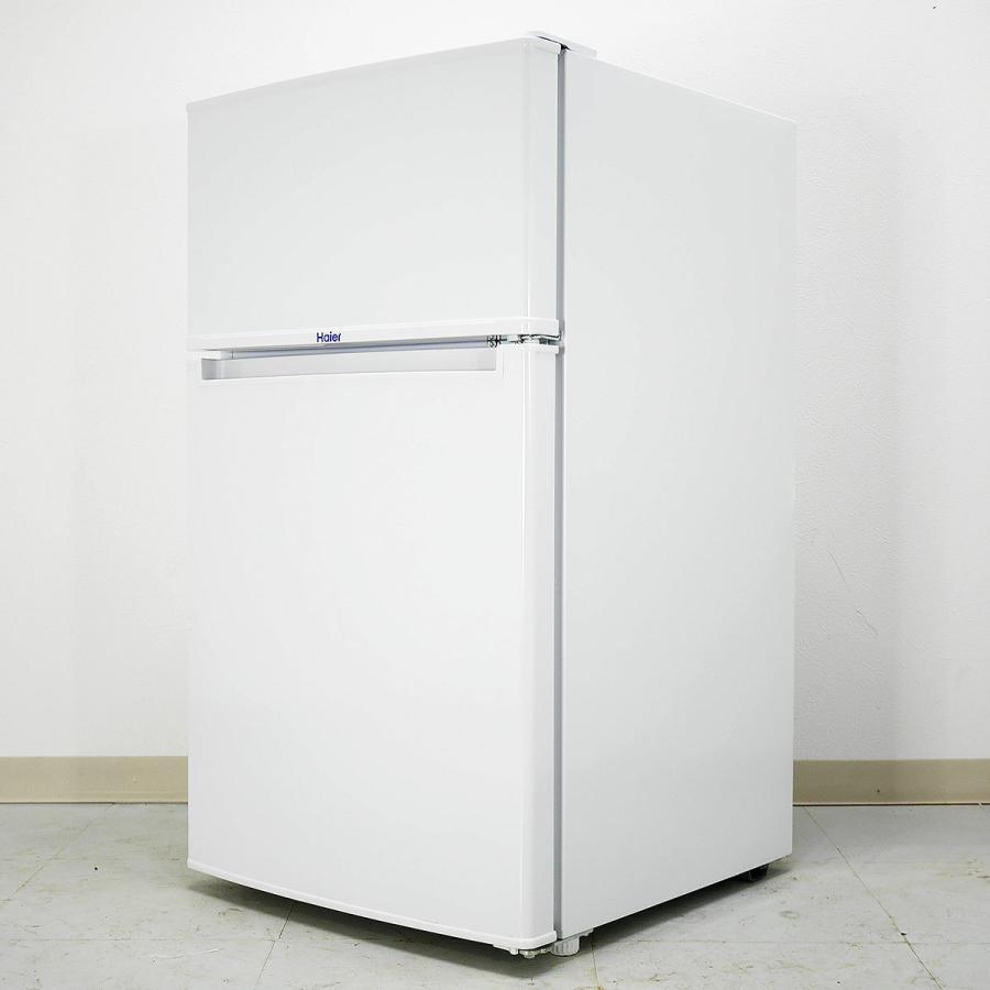中古/屋内搬入付 美品 Haier 冷蔵庫 2ドア 85L 直冷式 2016年製 JR-N85A-W 右開き 静岡在庫 HJ1100 kaguya-interior 05