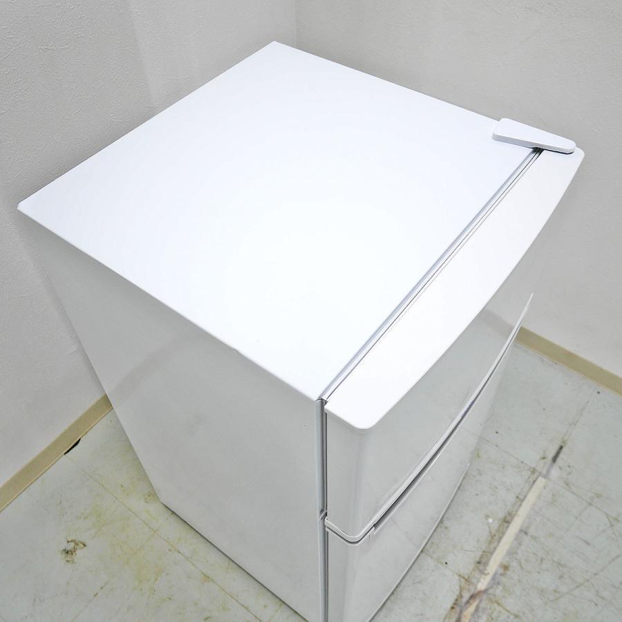中古/屋内搬入付 美品 Haier 冷蔵庫 2ドア 85L 直冷式 2016年製 JR-N85A-W 右開き 静岡在庫 HJ1100 kaguya-interior 06
