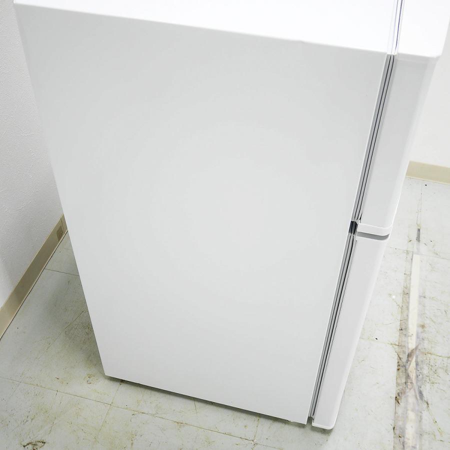 中古/屋内搬入付 美品 Haier 冷蔵庫 2ドア 85L 直冷式 2016年製 JR-N85A-W 右開き 静岡在庫 HJ1100 kaguya-interior 07