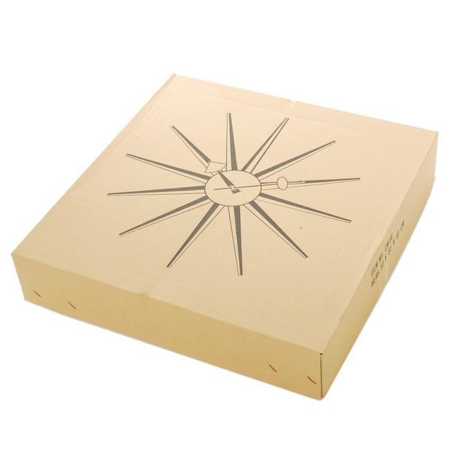 ジョージネルソン サンバーストクロック マルチカラー ネルソンクロック 掛け時計 マルチカラー kagz 08