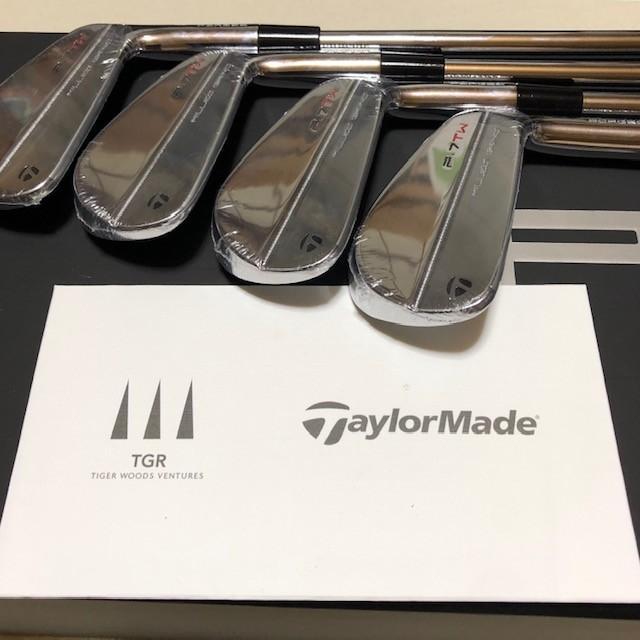 テーラーメイドP7TW DGX100 日本正規品限定モデル8本セット(新品未使用品化粧箱入り)|kaida-club|02