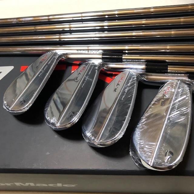 テーラーメイドP7TW DGX100 日本正規品限定モデル8本セット(新品未使用品化粧箱入り)|kaida-club|04