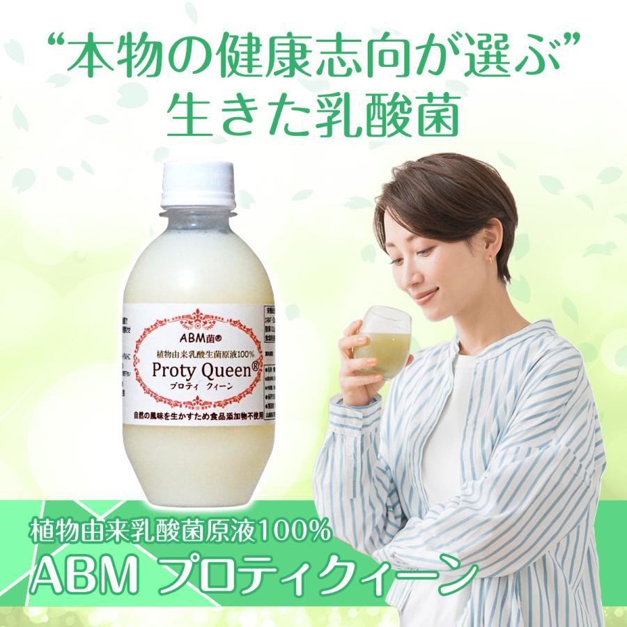 乳酸菌 ABMプロティクイーン 1本 植物由来乳酸菌 BBM 整腸 アミノ酸  大豆 健康|kaidou308